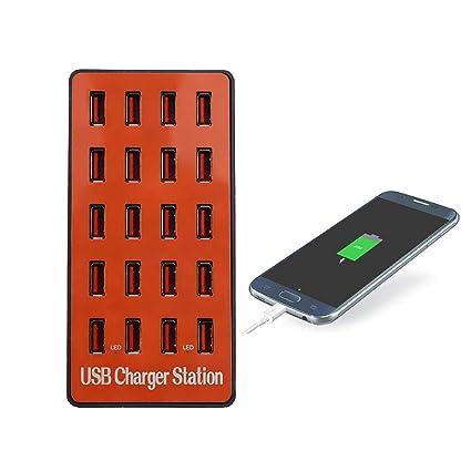 FeiyanfyQ - Cargador USB de Pared para teléfono móvil (100 W ...