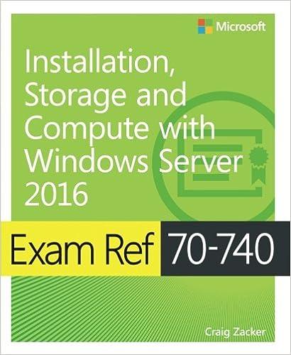 Descargar Bittorrent Español Exam Ref 70-740 Installation, Storage And Compute With Windows Server 2016 Epub