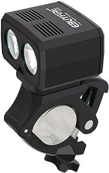 eBuyFire - Luz LED para Bicicleta (6000 lúmenes, 5 Modos ...