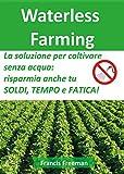 Image de Waterless Farming (Italian Edition)