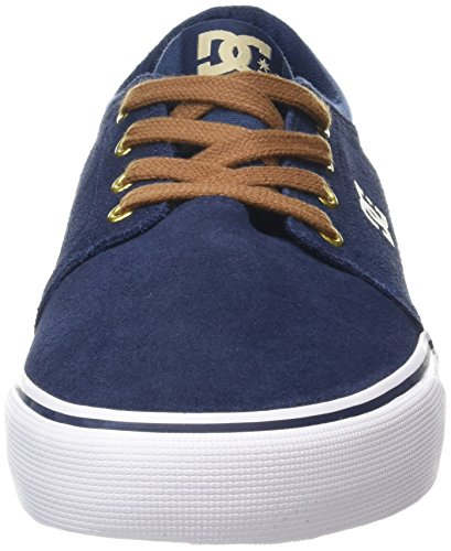 Homme Nkh DC Bleu Trase Sneakers Basses SD Shoes ZFwFnqX1