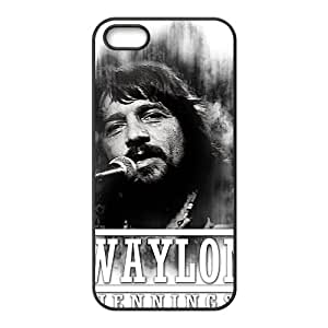 waylon jennings Phone high quality Case for iPhone 5S Case