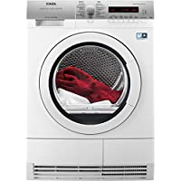 AEG T76786IH1 Independiente Carga frontal 8kg A++ Blanco