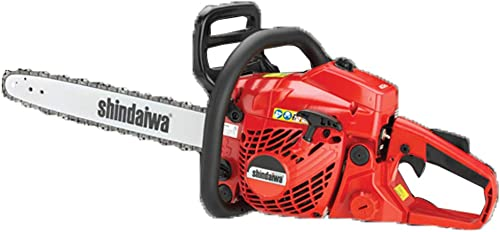 Shindaiwa 402S – 18 Chain Saw 18 Bar Professional Rear Handle 40.2cc Engine