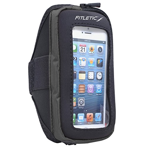 Fitletic Armband Black L/XL - Pace