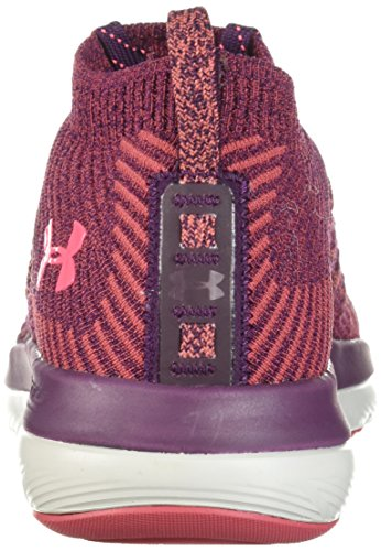 Armour Merlot Shoes Black Ua White Slingflex W 500 Mid Women's Under Training 76nTdwqRO7
