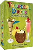 Tropical Drink Recipes Playing Cards 54 Cards