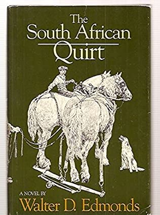 book cover of The South African Quirt