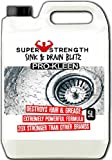 5 Litres Pro-Kleen Sink & Drain Blitz Unblocker (Super strength formula Up To 20 Treatments)
