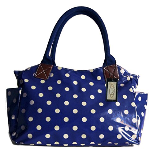 Shopper GFM Day NLOSFD z Piece Floral Tote New Dot OWL Bag Shoes W01 Polka Patterns Oilcloth Blue Birds Butterfly Seconds Skull wtEwqr