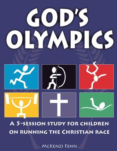 Read Online God's Olympics pdf epub