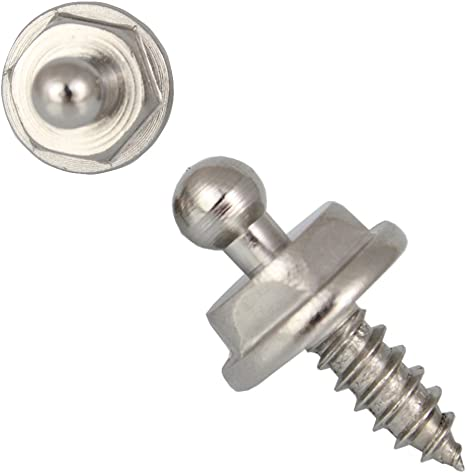 /y Tenax Chapa Tornillo /Acero inoxidable para Loxx/ 2/pieza inferior holzschrabe 4,2/x 16/mm/