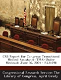 Crs Report for Congress, April Grady, 1294247328