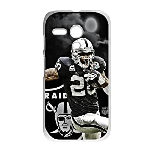 Custom Case Oakland Raiders for Motorola G T4B3167291