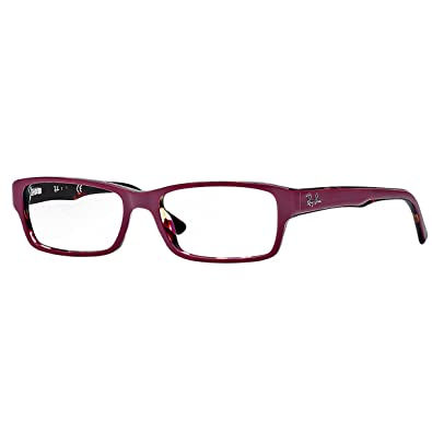 559e00b656b Image Unavailable. Image not available for. Color  Ray-Ban RX5169 Eyeglasses-5236  ...