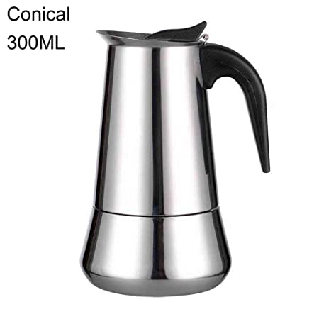 Moonvvin Top Moka Cafeteira Expresso Percolator 200/300/450 ml ...