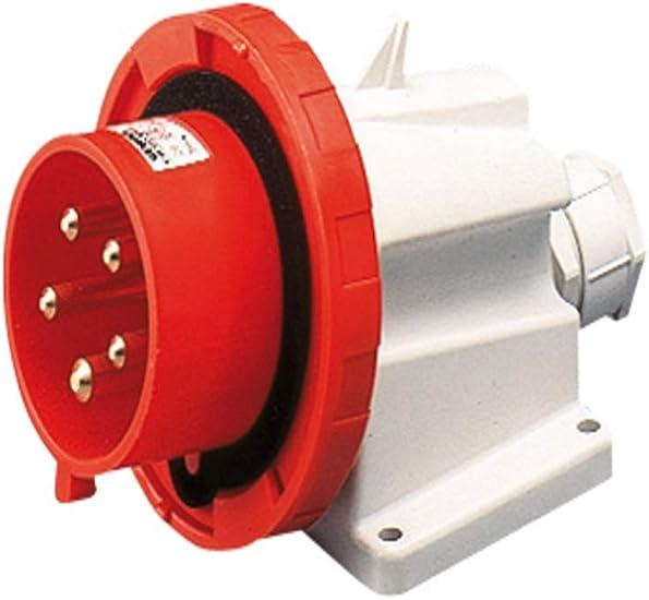 Gewiss GW60113 connettore elettrico standard 16 A 3P+N+T Angolo di 90/°
