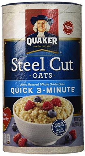 Quaker Steel Cut Oats - 7