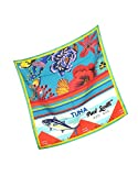 Paul Smith Men's Auxc172es27842 Blue Silk Scarf