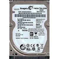 Seagate ST500LM000 P/N: 1EJ162-074 F/W: LVD4 WU 500GB