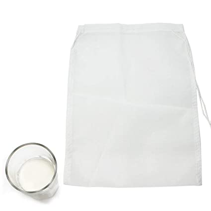 lezed nogal Leche Toalla de bolsa, filtro de malla fina de calidad alimentaria, nailon
