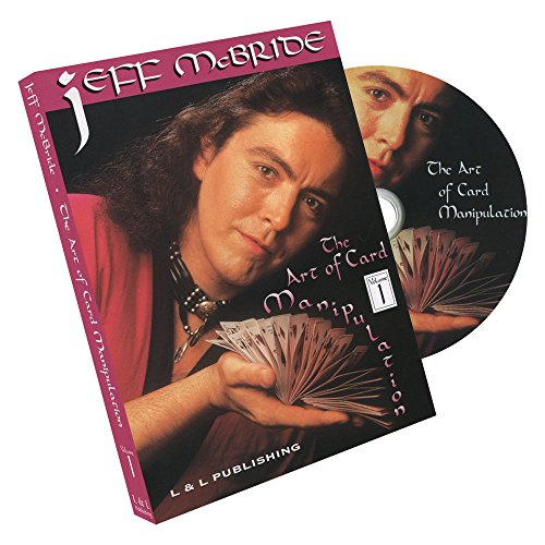 MMS The Art of Card Manipulation Volume 1 by Jeff McBride DVD by L&L Publishing
