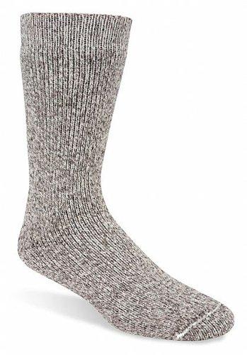 Wigwam The Ice Sock, Grey Twist, Medium