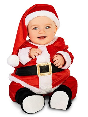 Jolly Belly Infant Santa Suit 18-24M