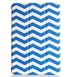 chevron ipad protective case - iPad Air 2 Case - Poetic iPad Air 2 Case [CoverMATE Series] - [Lightweight] [Art Print] Protective Slim Cover Case for Apple iPad Air 2 Chevron (3 Year Manufacturer Warranty From Poetic)