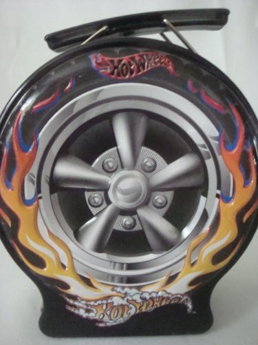 rare-hot-wheels-all-metal-miniature-lunch-box-carying-case-6-inches