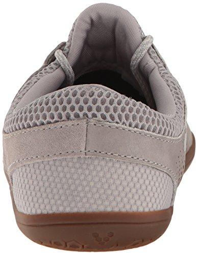 Vivobarefoot Dames-primus Trio-hardloopschoenen Voor Alledaagse Trainers Frost Grey