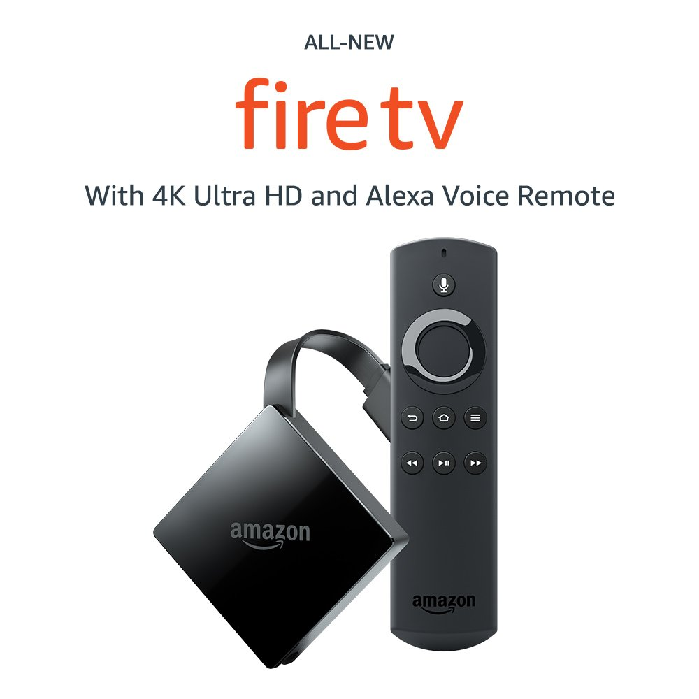 All New Fire TV