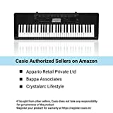 Casio CTK-3500 61-Key Touch Sensitive Portable