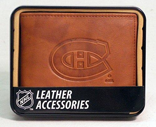 Rico Industries Inc. SBL8201 Montreal Canadiens Embossed Billfold