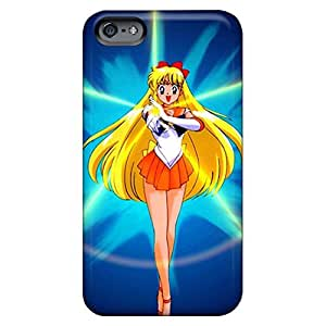 Covers mobile phone case High Quality case iphone 6 plus 5.5'' - sailor moon