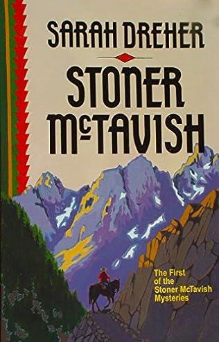 book cover of Stoner McTavish
