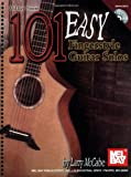 101 Easy Fingerstyle Guitar Solos, Larry McCabe, 0786657936
