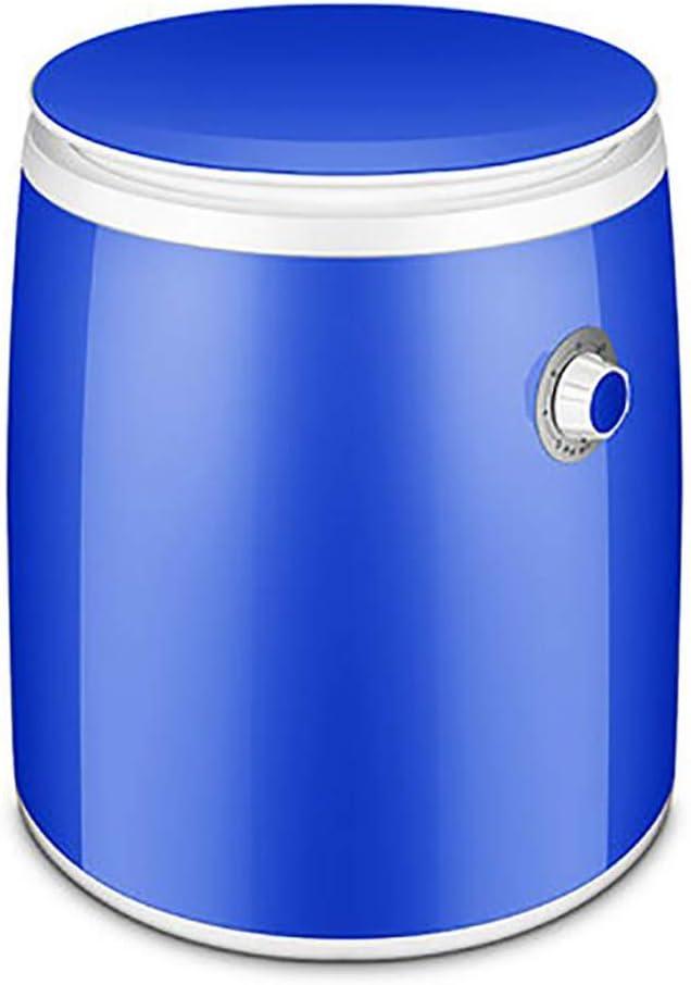 LXDDP Lavadora portátil con Temporizador botón Giratorio, Lavadora semiautomática bañera Individual para niños Bebé en el baño Balcón Dormitorio