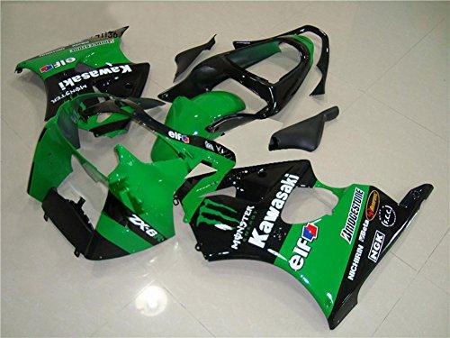 Yoli 05 06 Kawasaki Ninja ZX6R 636 2005 2006 carenado Set de ...