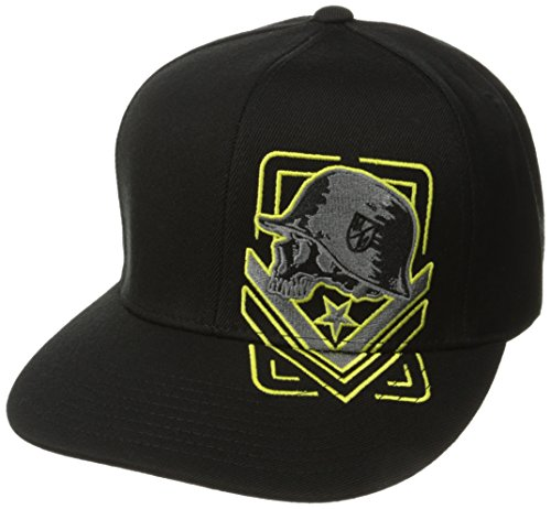 Metal Mulisha Men's Tags Hat, Black ()