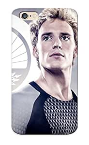 New Fashionable Shindigsequ ZpYFisQ83Ztqhu Cover Case Specially Made For Iphone 6(finnick Odair The Hunger Games Catching Fire) hjbrhga1544