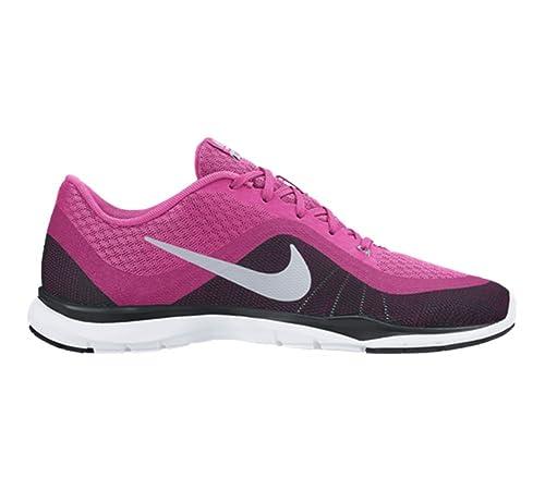 Nike 831217-600, Zapatillas de Deporte para Mujer, Rosa Blast/Metallic Silver