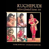 Kuchipudi Indian Classical Dance Art book cover