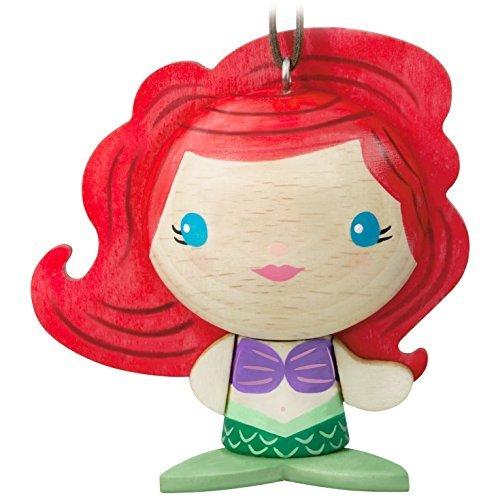 - The Little Mermaid Ariel Wood Ornament Movies & TV