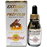 2 Pack of Polenectar Brazil Premium Bee Propolis Extract Wax Free 60 (30ml)