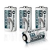 Olight® CR123A 3V 1600mAh High Performance Lithium Battery Standard Batteries Design for Olight