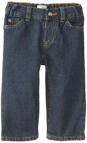The Children's Place Baby Boys' Straight Leg Jean Retro Vint, Retro Vintage, 9-12 Months