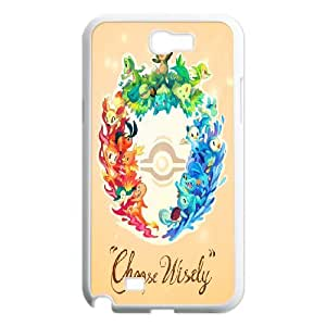 Samsung Galaxy Note 2 N7100 Phone Case International Raw Pokemon Designed Q1EU499787
