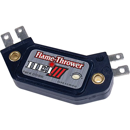 Pertronix D72000 Flame-Thrower HEI III 4 Pin Ignition Module GM