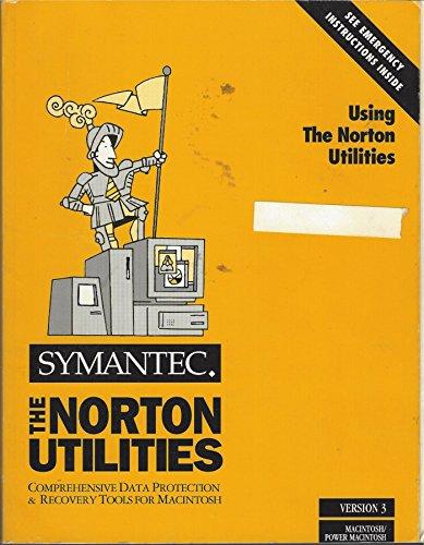 SYMANTEC, THE NORTON UTILITIES, VERSION 3, MACINTOSH POWER MACINTOSH